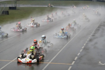 Online video report of the CIK FIA OK/OKJ World Championship.