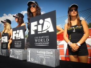 """KZ World Championship in Genk - Face to face with """"Mister Genk""""."""