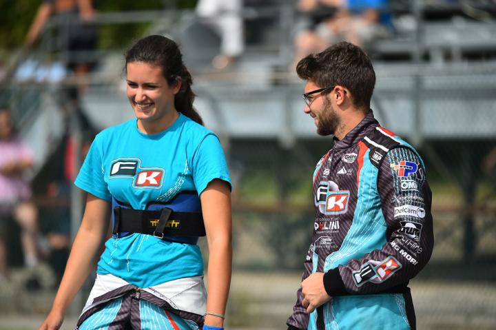 Women of Karting - Natalia Balbo